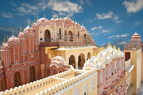 Jaipur Tour from Delhi by Train