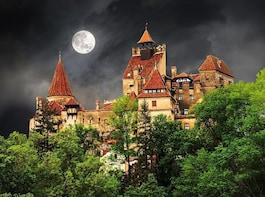 Bear Sanctuary, Dracula Castle, Rasnov Fortress from Brasov