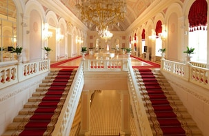 Bolshoi Theatre Historical Tour E-ticket (Thursday only)