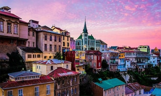 Full Day Valparaíso and Viña del Mar City Tour - Chile