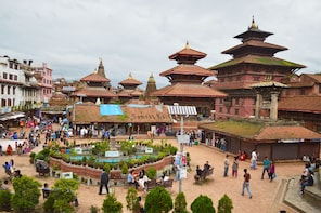 Patan and Bhakatapur Two World Heritage City-Guided Day Tour
