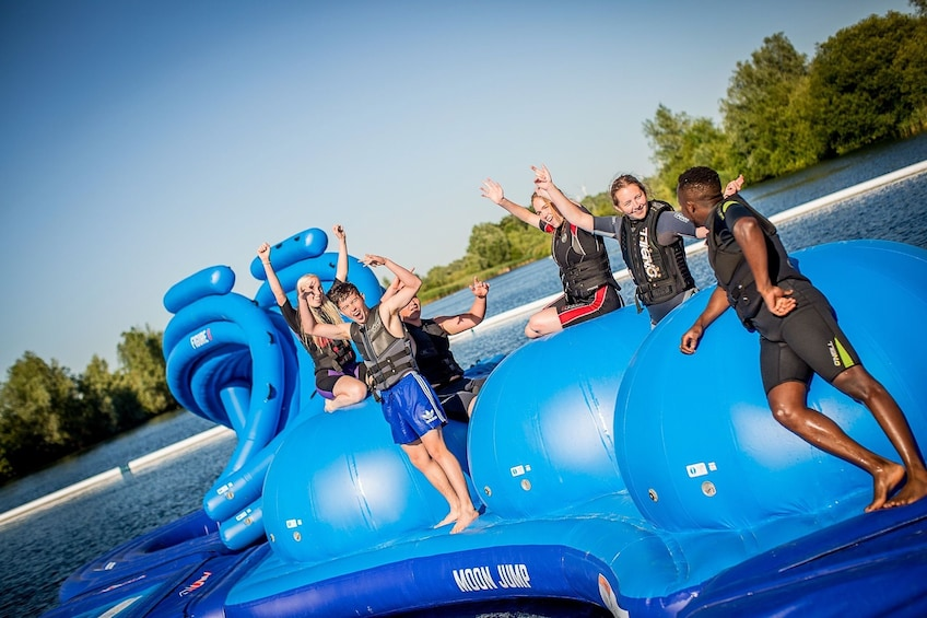 Outdoor fun on the water for all ages!