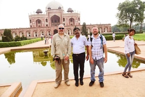 Private Old and New Delhi Tour - Historical Tour in 8 Hours