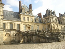 Half-Day Trip From Paris to Fontainebleau