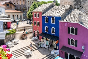 A Taste of Orient: Mostar and Kravica Waterfalls Tour