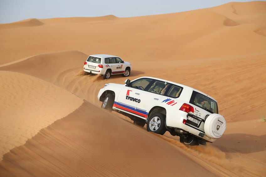 Show item 1 of 10. Dune Bashing with BBQ Dinner