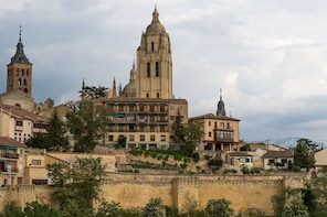 Half-Day Trip From Madrid to Segovia
