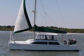Small-Group Sailing Tour in Daytona Beach