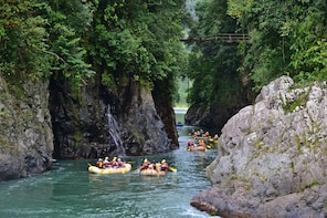Rafting Pacuare River Multi-day excursion