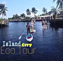Island City Eco Tour & Lesson (Paddle Board)
