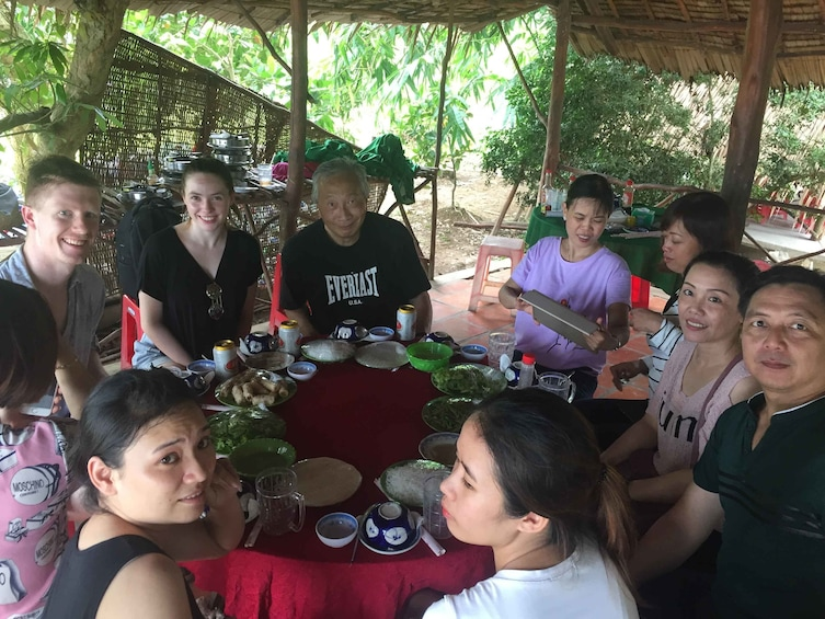 Show item 9 of 9. Mui Ne Sunrise - Mekong Delta - Tunnels Tour From HCMC 4D3N