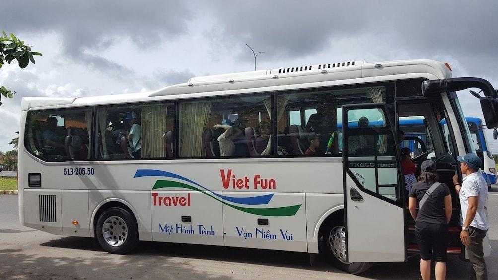 Show item 2 of 9. Mui Ne Sunrise - Mekong Delta - Tunnels Tour From HCMC 4D3N