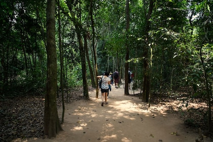 Cu Chi Tunnels-Cai Be Floating Market-Water Puppet Show 4D3N