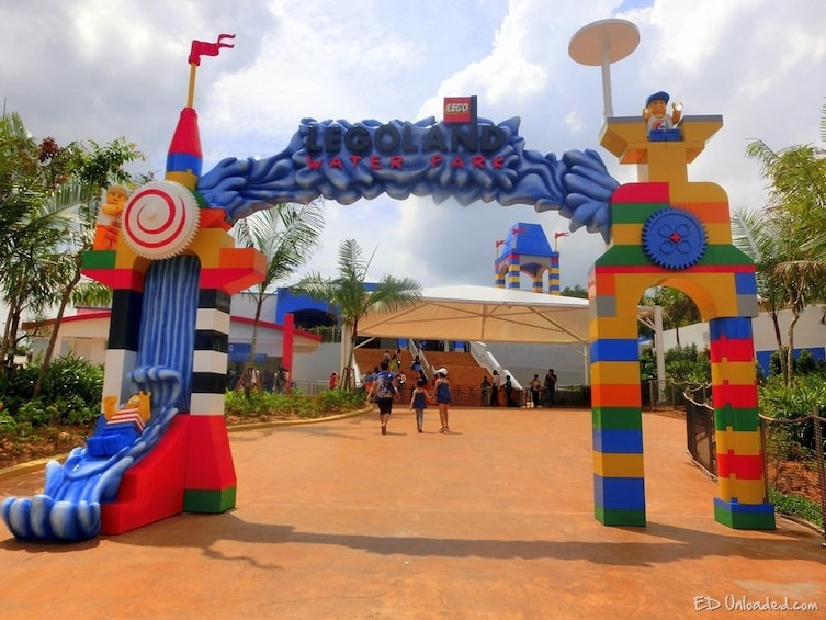 Show item 1 of 7. LEGOLAND Malaysia Admission Ticket with Transfer from KL
