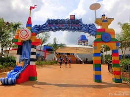 LEGOLAND Malaysia Admission Ticket with Transfer from KL