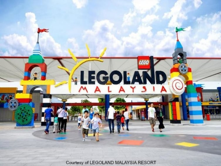 Show item 5 of 7. LEGOLAND Malaysia Admission Ticket with Transfer from KL