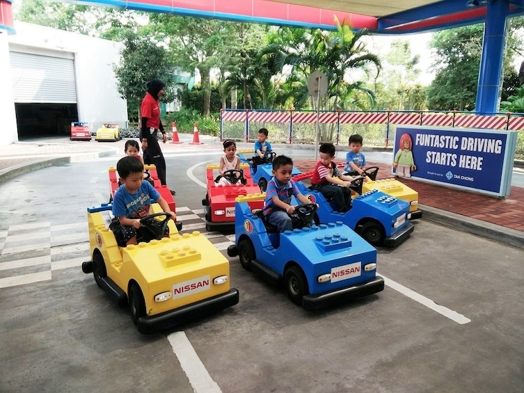Show item 2 of 7. LEGOLAND Malaysia Admission Ticket with Transfer from KL