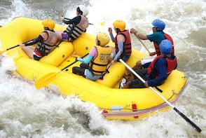 Ubud Jungle Rafting with Lunch and Transfers