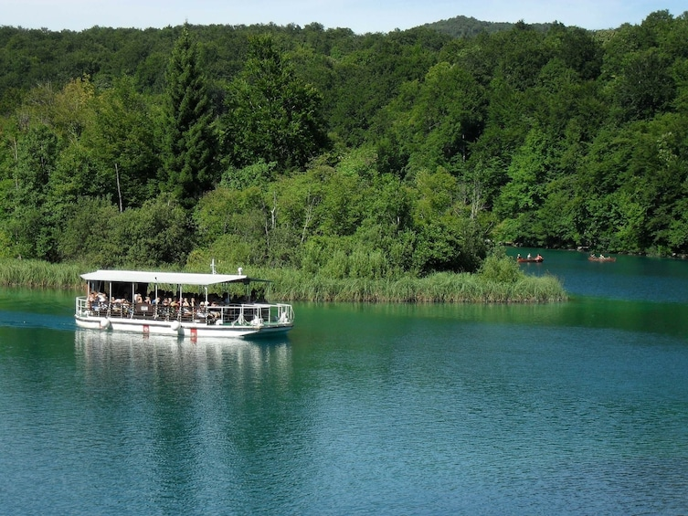 Show item 5 of 7. Private Day Trip to Plitvice Lakes and Rastoke Village