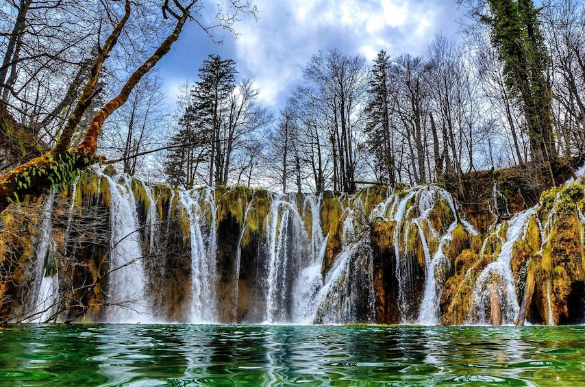 Show item 3 of 7. Private Day Trip to Plitvice Lakes and Rastoke Village