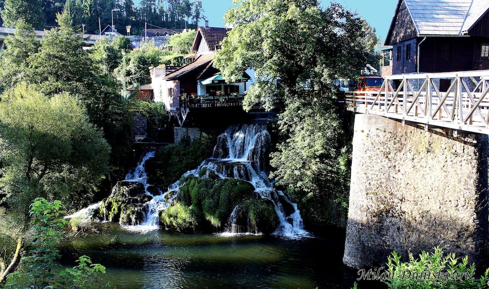 Show item 4 of 7. Private Day Trip to Plitvice Lakes and Rastoke Village