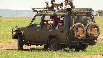 4-Day 3 Nights Maasai Mara - Kenya Safari