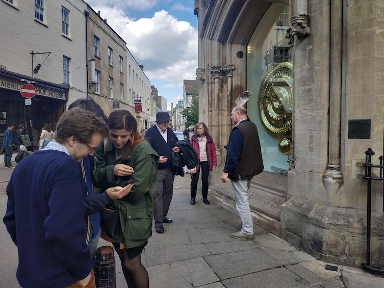 Show item 4 of 9. Cambridge: Secret Society Exploration Game & Tour