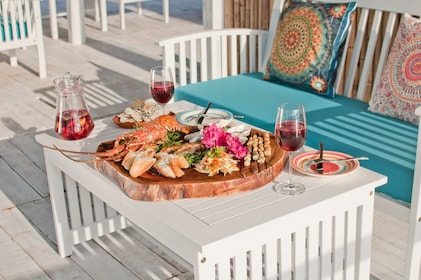 Full Day Tour Snorkeling with Lobster Sunset Dinner