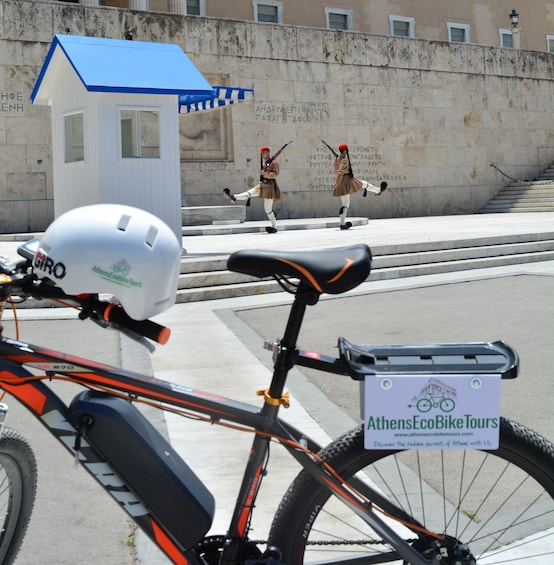 Show item 10 of 10. Athens Electric Bike Guided Tour