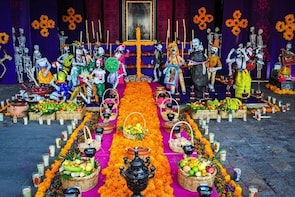 Day Of The Dead Traditional Cultural Experience