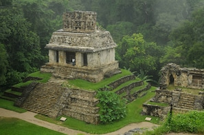 Palenque Ruins and Waterfalls - Agua Azul & Misolha