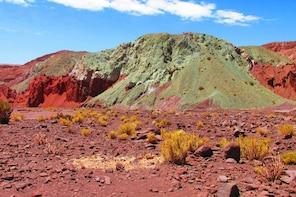Half Day Rainbow Valley, San Pedro de Atacama - Chile