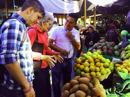 Puerto Quetzal Shore Excursion: Gastronomic tour