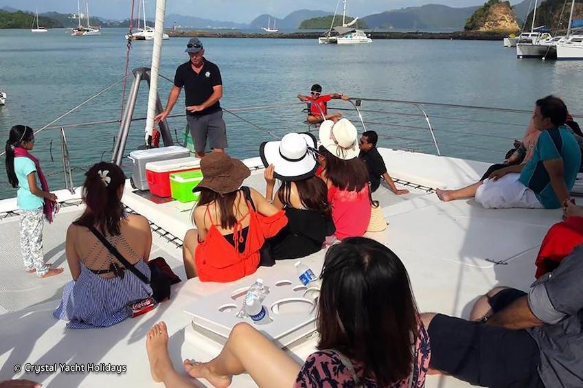 Show item 4 of 10. Langkawi Andaman Sea Sunset Dinner Cruise