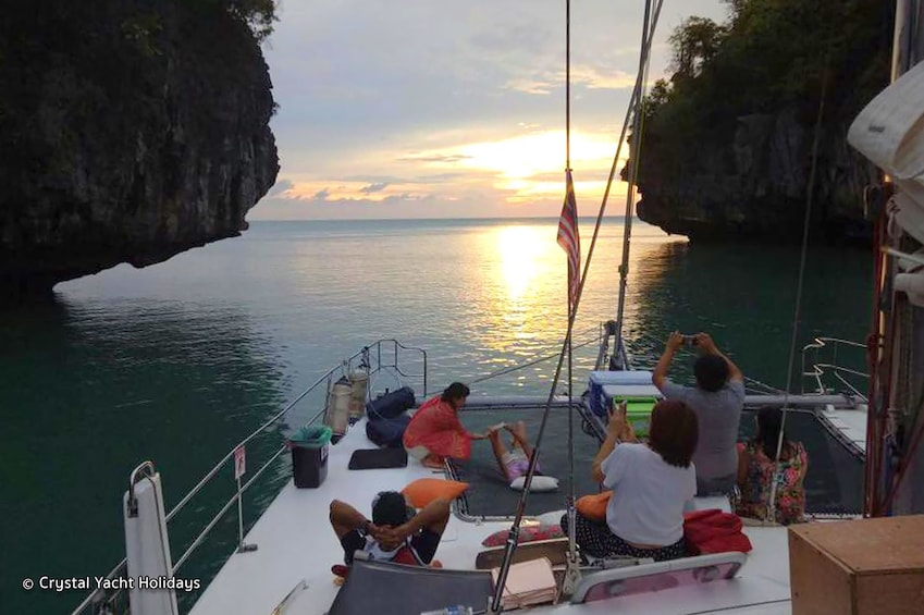 Show item 2 of 10. Langkawi Andaman Sea Sunset Dinner Cruise