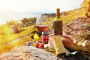 1/2-Day 'Let Your Senses Take Flight' Wine Tour Experience