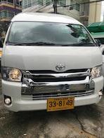 Transport (Bangkok Hotel to Kanchanaburi Hotel)