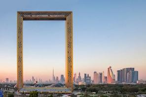 Dubai Frame with Sharing Transfers