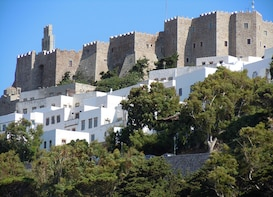 Patmos Island Tour from Samos, including Boat Tickets
