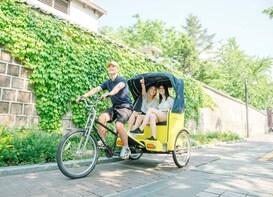 Seoul Pedicab Tour