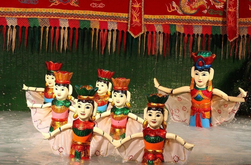 Show item 1 of 9. Water Puppet Show And Muine Tour 4D3N From HCMC