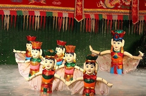 Water Puppet Show And Muine Tour 4D3N From HCMC