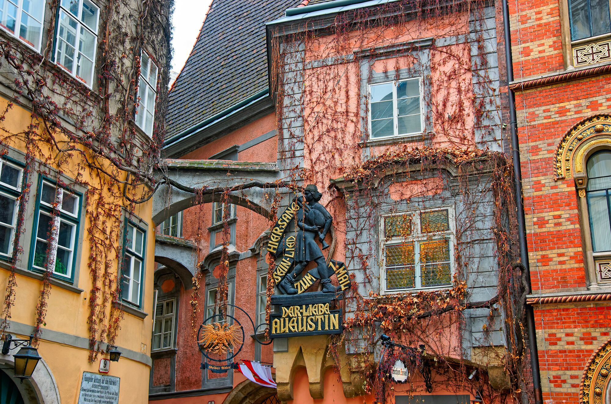 Vienna: Mediaeval Tour of The City's Legends and Hidden Past