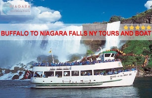 Buffalo to Niagara Falls NY Tours and Boat