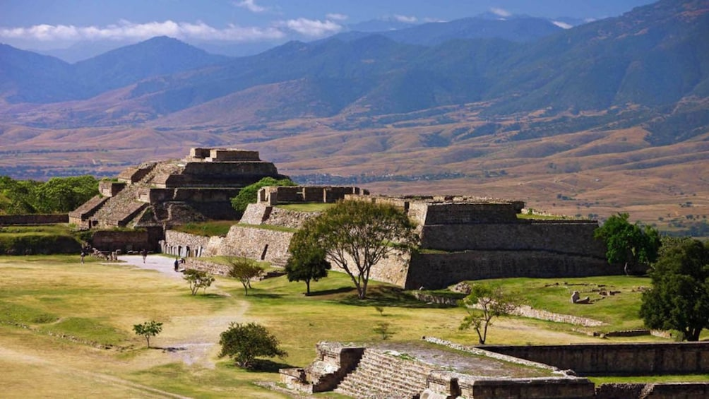 Show item 1 of 10. Zapotec Empire: Monte Alban and Villages Full-day