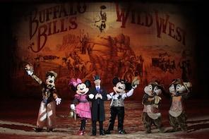 Disneyland® Paris Buffalo Bill's Wild West Show with Mickey
