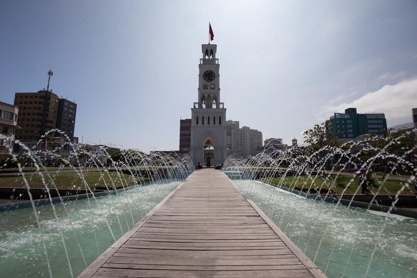 Show item 3 of 10. Half Day Iquique City Tour and Corbeta Esmeralda - Chile