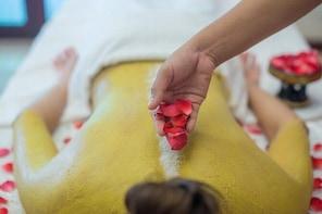 Body Scrub and Uplifting Massage 120 Mins (Body Scrub & Aroma Massage)