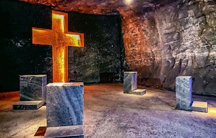 Salt Cathedral - Daily departure from 1 pax