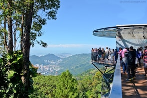Penang Full Day Tour with Penang Hill(Fast Lane) & Lunch